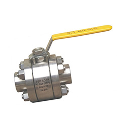 Instrument Ball Valve Manufacturer in Ahmedabad