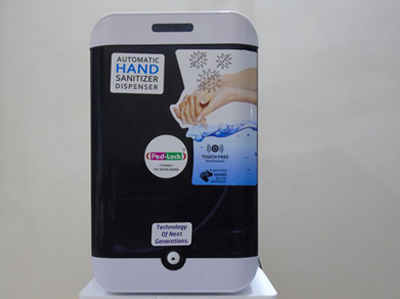Automaic hand sanitizer spray dispenser