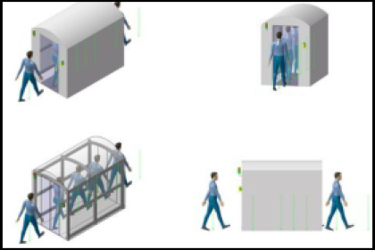 disinfection tunnel,disinfection tunnel price in india